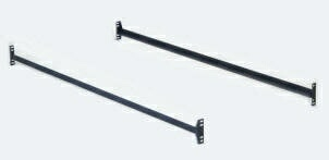 410BOR Set of 2 rails Queen size bolt on bed rails