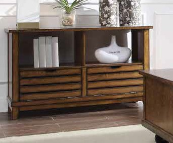 Acme 86938 Millwood pines bohanan oak finish wood sofa hall console entry table