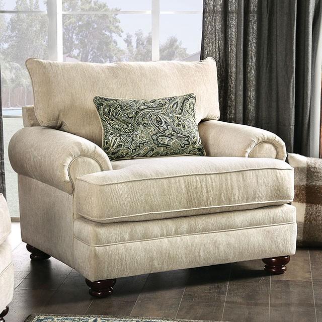 SM5158-CH Canora grey hatfield cream fabric accent chair