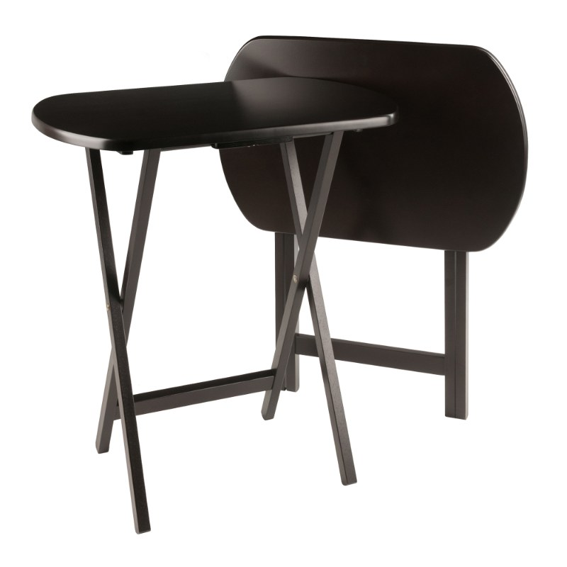 23294 Cade Oversize Snack Tables, 2-Pc, Coffee