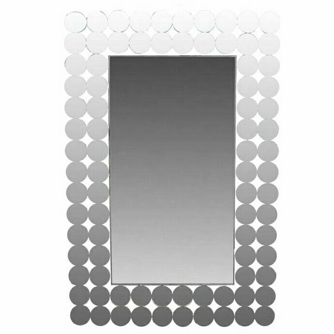 Durable Wall Mirror - Benzara