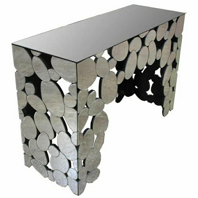Elegant Console Table - Benzara