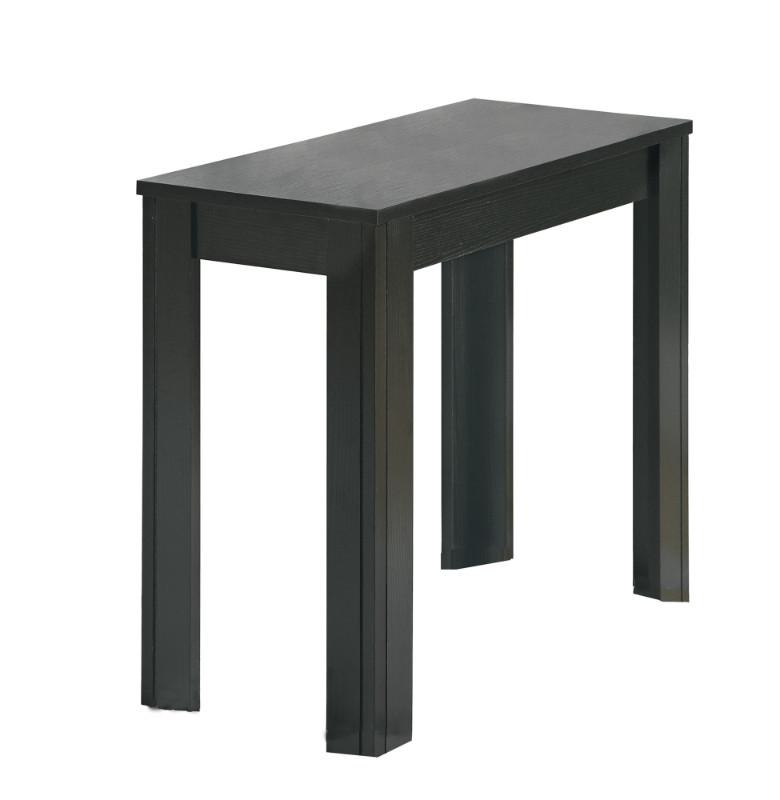 Accent Table - Black Oak