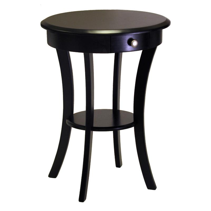Sasha Round Accent Table