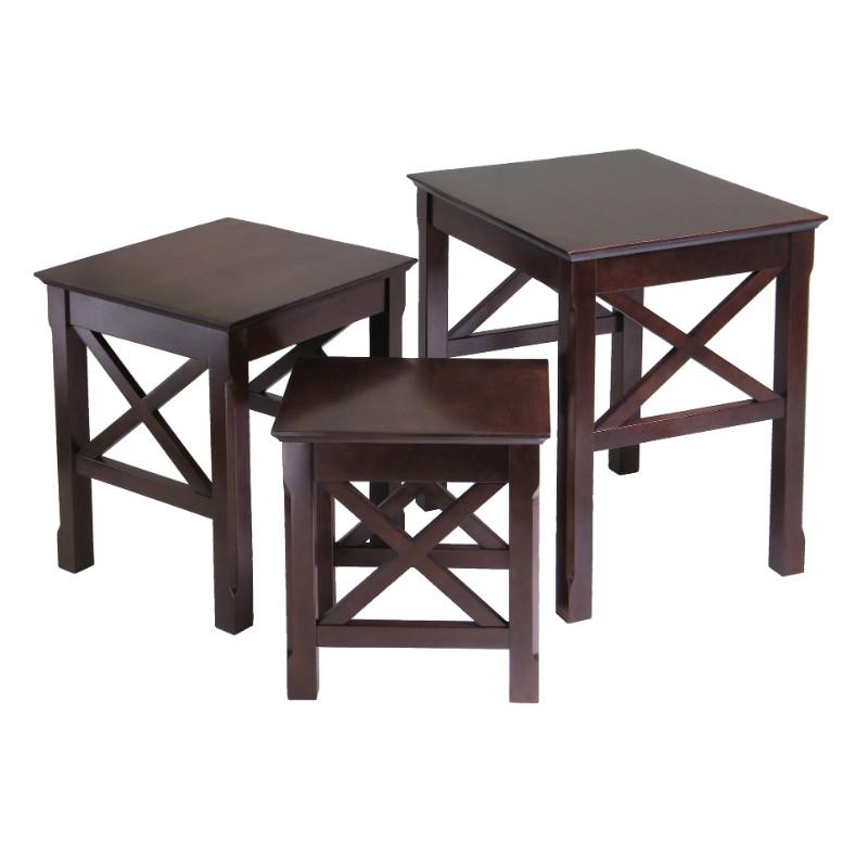Xola 3pc Nesting Table