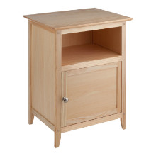 Henry accent table natural