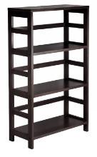 92425 Leo Shelf / Storage, Book, 3-Tier Wide