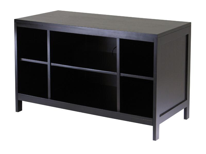 Hailey TV Stand, Modular, Open shelf, Large