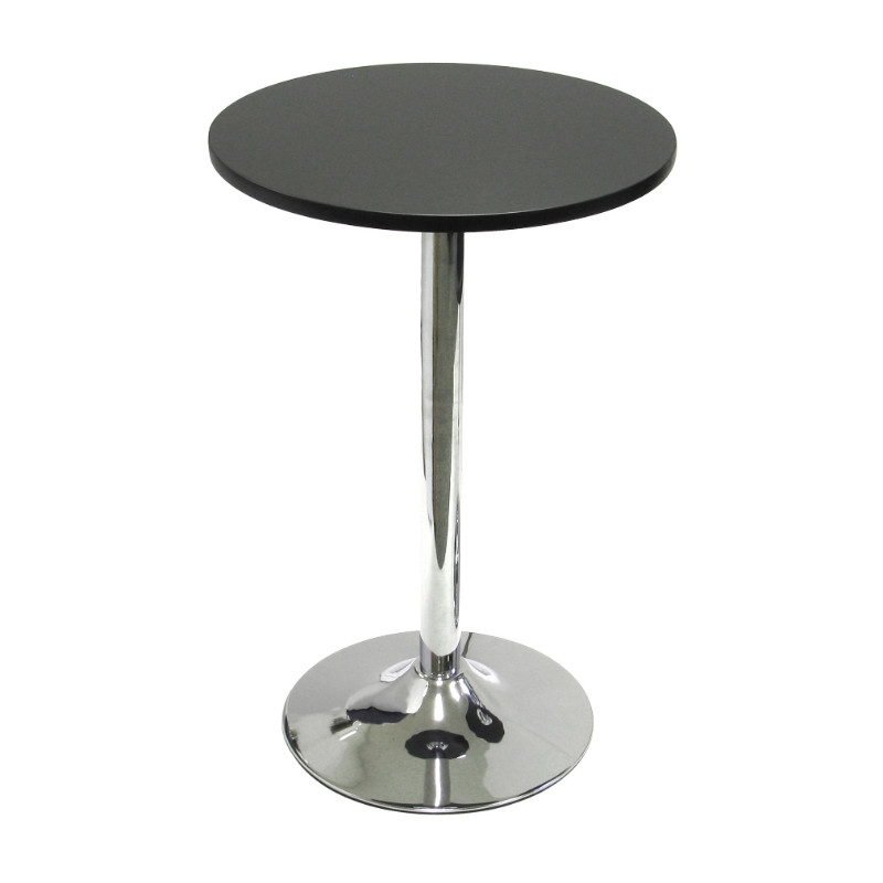 "Spectrum 20"" Round Bistro / Tea Table with Metal Leg"