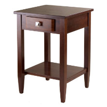 Richmond End Table Tapered Leg