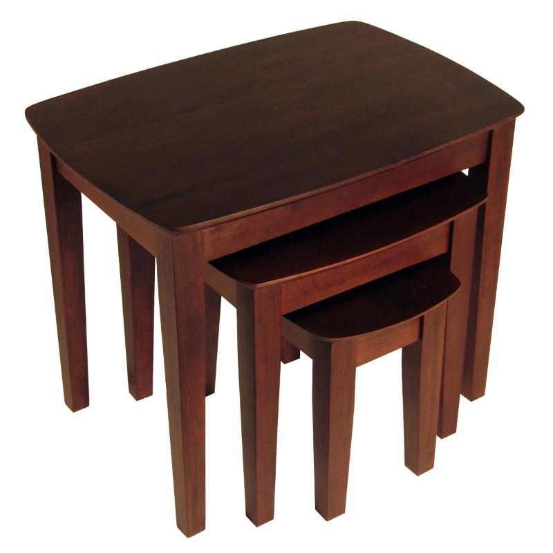 Bradley 3-PC Nesting Table Set