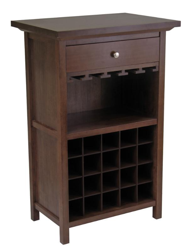 Chablis Wine Cabinet