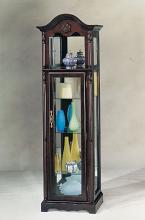 Acme 02349 Astoria grand sprenger lindsey cherry finish wood curio cabinet