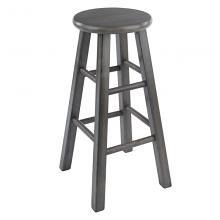 16224 Ivy Counter Stool, Rustic Gray