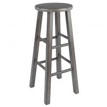 16230 Ivy Bar Stool, Rustic Gray