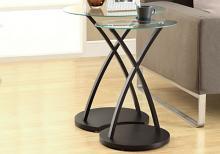 NESTING TABLE - 2PCS SET / ESPRESSO BENTWOOD