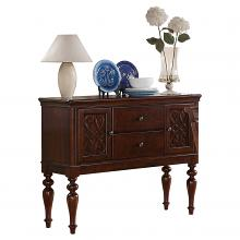 Homelegance 5056-40 Creswell rich cherry finish wood dining server buffet sideboard