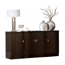 Homelegance 5494-40 Savion espresso finish wood sideboard server cabinet buffet