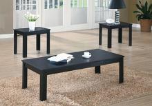 TABLE SET - 3PCS SET / BLACK