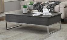 Acme 81170 Brayden studio beckwith iban gray oak finish wood lift top coffee table