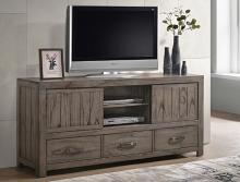 B5600-7 Darby home co arcadia grey finish wood tv stand console