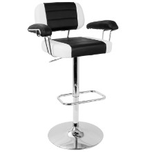 Cruiser Adjustable Retro Barstool