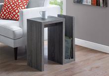 "Accent Table - 24""H / Grey"