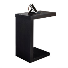 ACCENT TABLE - CAPPUCCINO