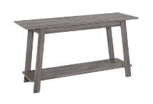 "TV STAND - 42""L GREY"