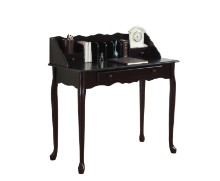 "Desk - 36""L / Dark Cherry Traditional"
