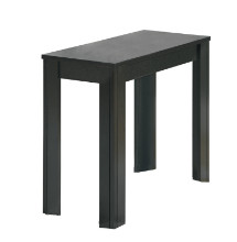 Accent Table - Black Oak