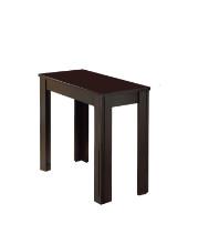 ACCENT TABLE - ESPRESSO