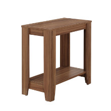Accent Table - Walnut