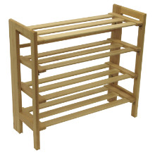 81228 Clifford Foldable Shoe Rack