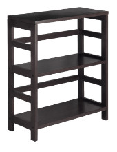 92326 Leo Shelf / Storage, Book, 2-Tier Wide
