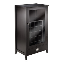 Bordeaux Modular Wine Cabinet 25-Bottle Slot