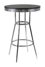 "Summit pub table 30"" round"