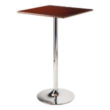 Kallie Pub Table Bar Height, Cappuccino