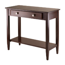 94136 Richmond Console Hall Table Tapered Leg