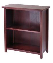 Milan storage shelf or bookcase, 3-tier, medium