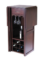 94350 Newport Wine Bar Walnut