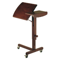 Olson Adjustable Laptop Cart