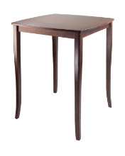 94733 Inglewood High Table, Curved Top