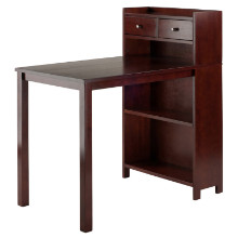 Tyler Table w/ Storage Shelf