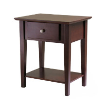 94922 Shaker Night Stand with Drawer