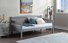 Acme BD00380 August grove ferrin caryn grey finish wood day bed with slats