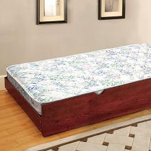 "DM-TR01 Madder trundle sized twin mattress 74"" long 7"" thick quilted tight top"