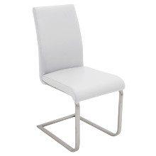 Foster Dining Contemporary Chair - Set Of 2 in White