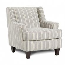 SM8190-CH-ST Canora grey porthcawl stripped pattern fabric accent chair