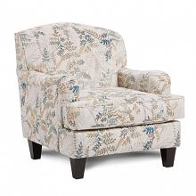 SM8191-CH-FL Canora grey cardigan stripped pattern fabric accent chair